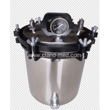 Portable Stainless Steel Pressure Steam Sterilizer Equipment
